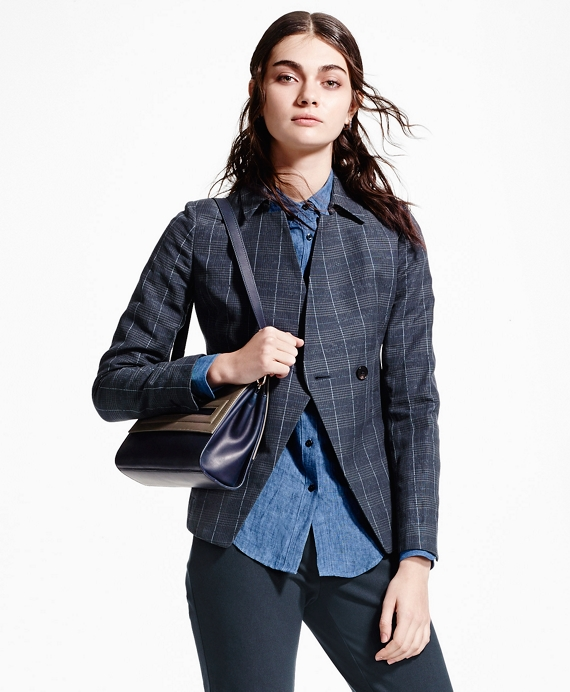 Double-Faced Two-Button Jacket