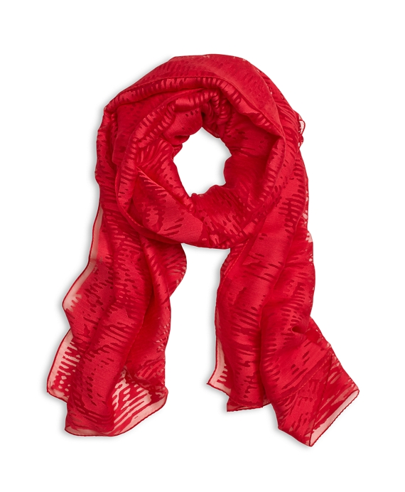 Burnout Oblong Red