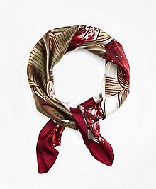 Silk Tulip Scarf