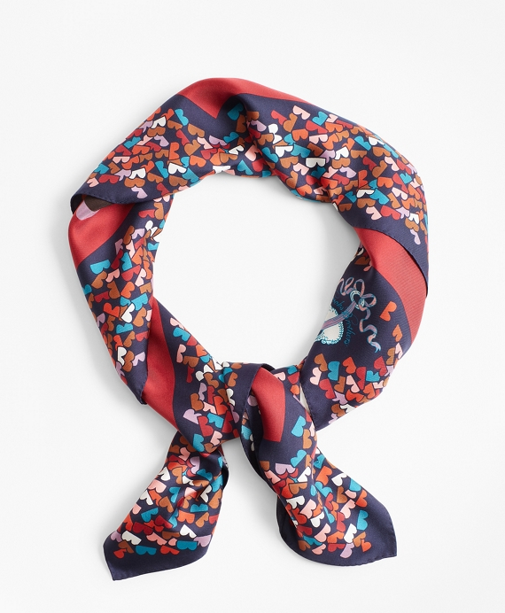 Red-Navy-Multi