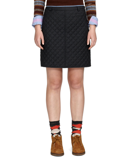 Buy Wool Flannel Skirt, see details about this diamond and more