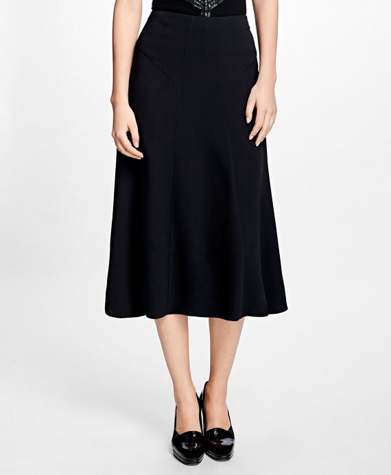 A-Line Flounce Skirt