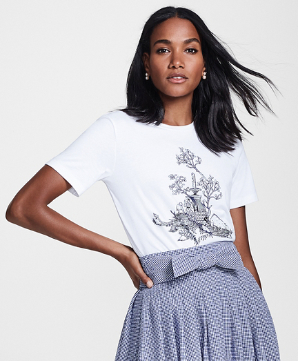 Toile Graphic T-Shirt