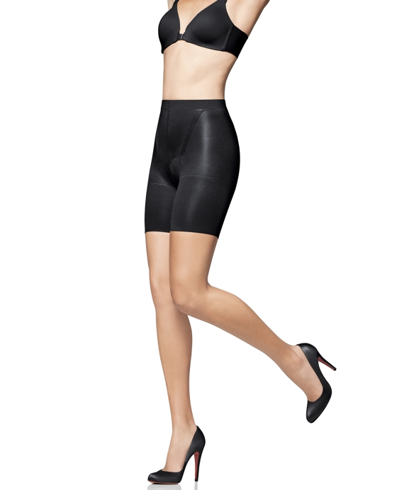 Spanx® Super Power Panty Black