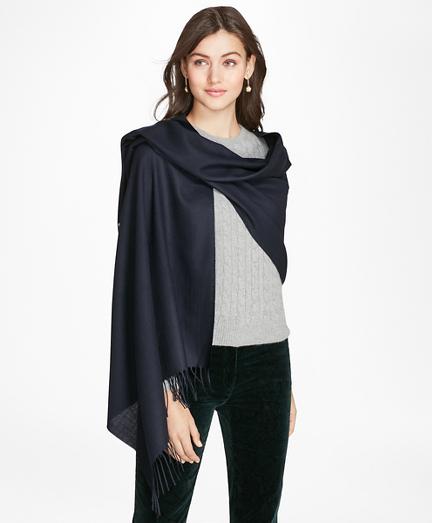 Saxxon Wool Wrap