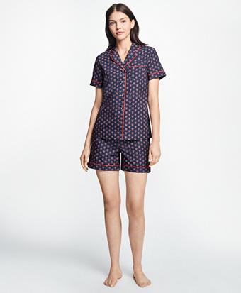 Floral Supima® Cotton Pajama Set