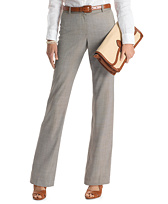Loro Piana Wool Silk Lucia Fit Pants