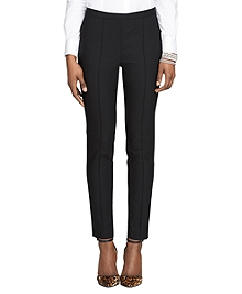 Natalie Fit Wool Trousers
