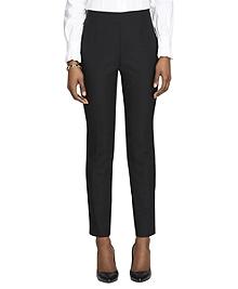 Caroline Fit Wool Trousers