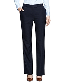 Lucia Fit Wool Stretch Trousers