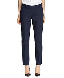 Natalie Fit Cotton Pants