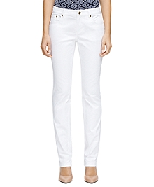Caroline Fit Five-Pocket Jeans