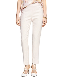 Caroline Fit Wool Trousers