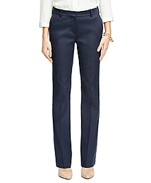 Lucia Fit Linen Blend Trousers