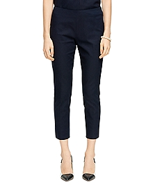 Lucia Fit Cotton Pants