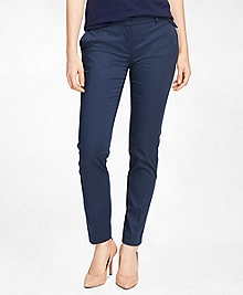 Natalie Fit Cotton Stretch Pants