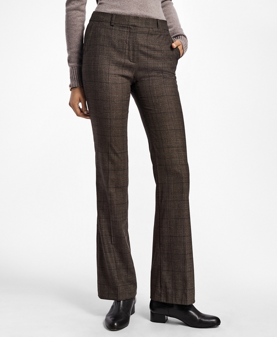 Loro Piana® Prince of Wales Trousers