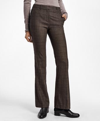 Loro Piana® Prince of Wales Trousers