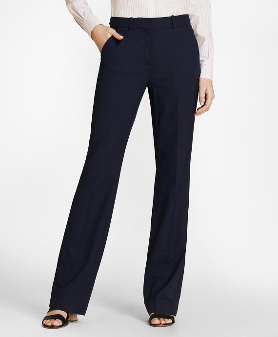 Mini-Check Wool BrooksCool® Pants