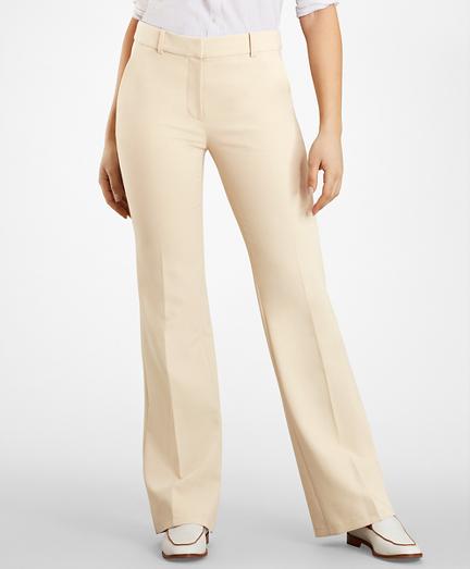 Double-Weave Pants