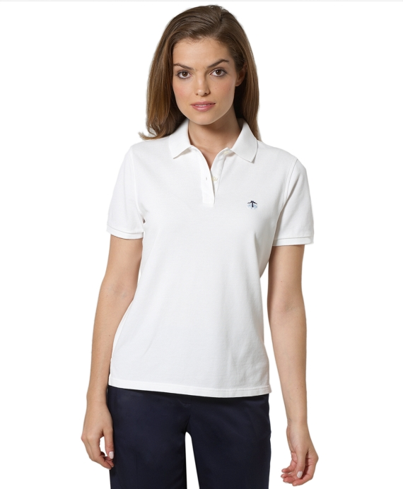 Golden Fleece® Performance Classic Fit Polo White