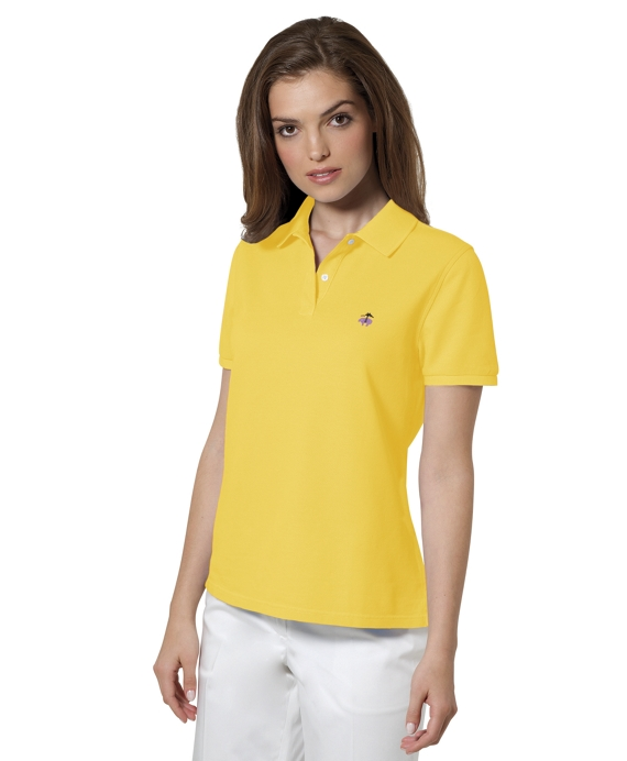 Golden Fleece® Performance Slim Fit Polo Lemon Drop