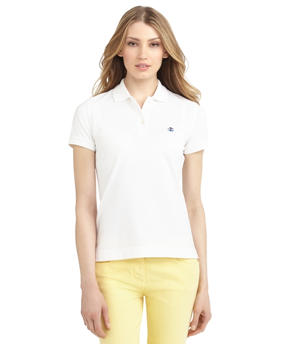 Golden Fleece® Performance Slim Fit Polo White
