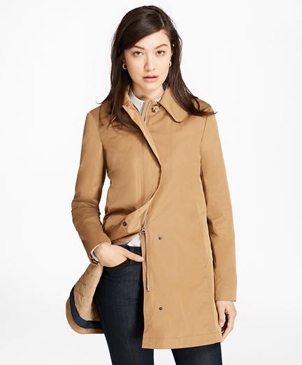 Peter Pan Collar Coat