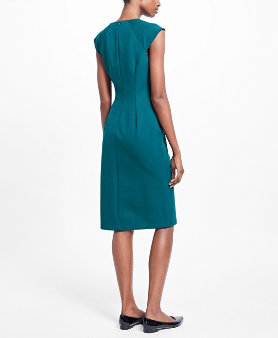 Try our Women's Sleeveless Scoop Neck Ponte Knit Sheath Dress at Lands' End. Everything we sell is Guaranteed. Period.® Since