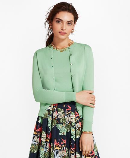 Lightweight Supima® Cotton Cardigan