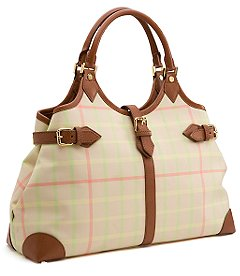 Brooks Brothers | Women | Handbags and Wallets | Tattersall Slouch