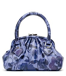 Brooks Brothers | Floral Mini-Frame Handbag