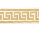 "DECORATIVE TRIM 2 1/2"" TAPE 102 92756"