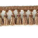 "DECORATIVE TRIM 3"" TASSEL FRINGE REVERE 159331"