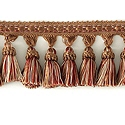 "DECORATIVE TRIM 3"" TASSEL FRINGE VERDIN 159345"