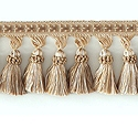 "DECORATIVE TRIM 3"" TASSEL FRINGE SEAGULL 159579"