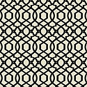 SULTANA LATTICE - IMAN HOME FABRICS NOIR