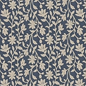 GALLANTLY - ROBERT ALLEN FABRICS INDIGO
