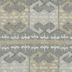 INDIAN PATH - ROBERT ALLEN FABRICS GREYSTONE