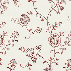 STACY LYN - ROBERT ALLEN FABRICS POPPY