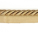 "DECORATIVE 3/8"" CORD GOLD 296196"