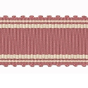 "DECORATIVE TRIM 2 1/8"" TAPE WATERMELON 300887"