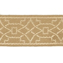 "DECORATIVE TRIM 2"" JACQUARD TAPE RATTAN 300889"