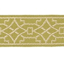 "DECORATIVE TRIM 2"" JACQUARD TAPE GRASS 300891"