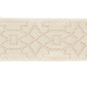 "DECORATIVE TRIM 2"" JACQUARD TAPE BIRCH 300899"