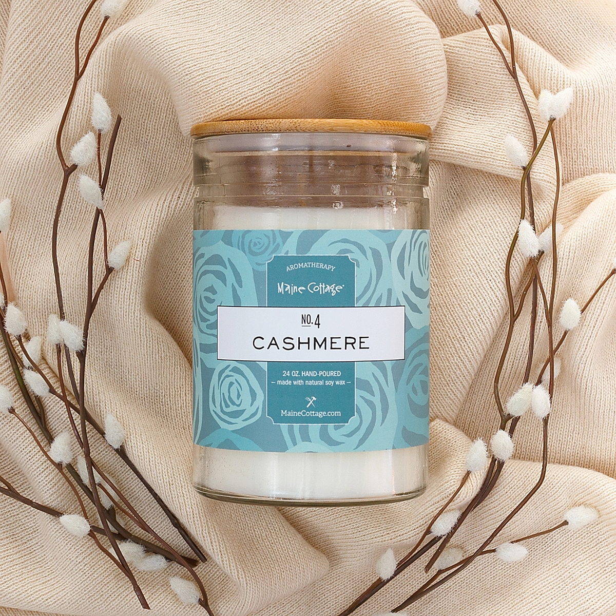 Cashmere Candle – 24 oz.