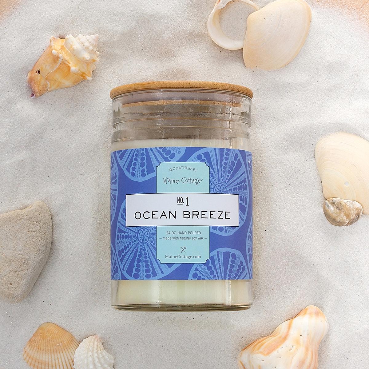 Ocean Breeze Candle – 24 oz.