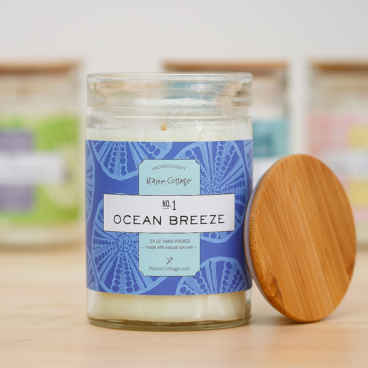 Ocean Breeze Candle – 24 oz.