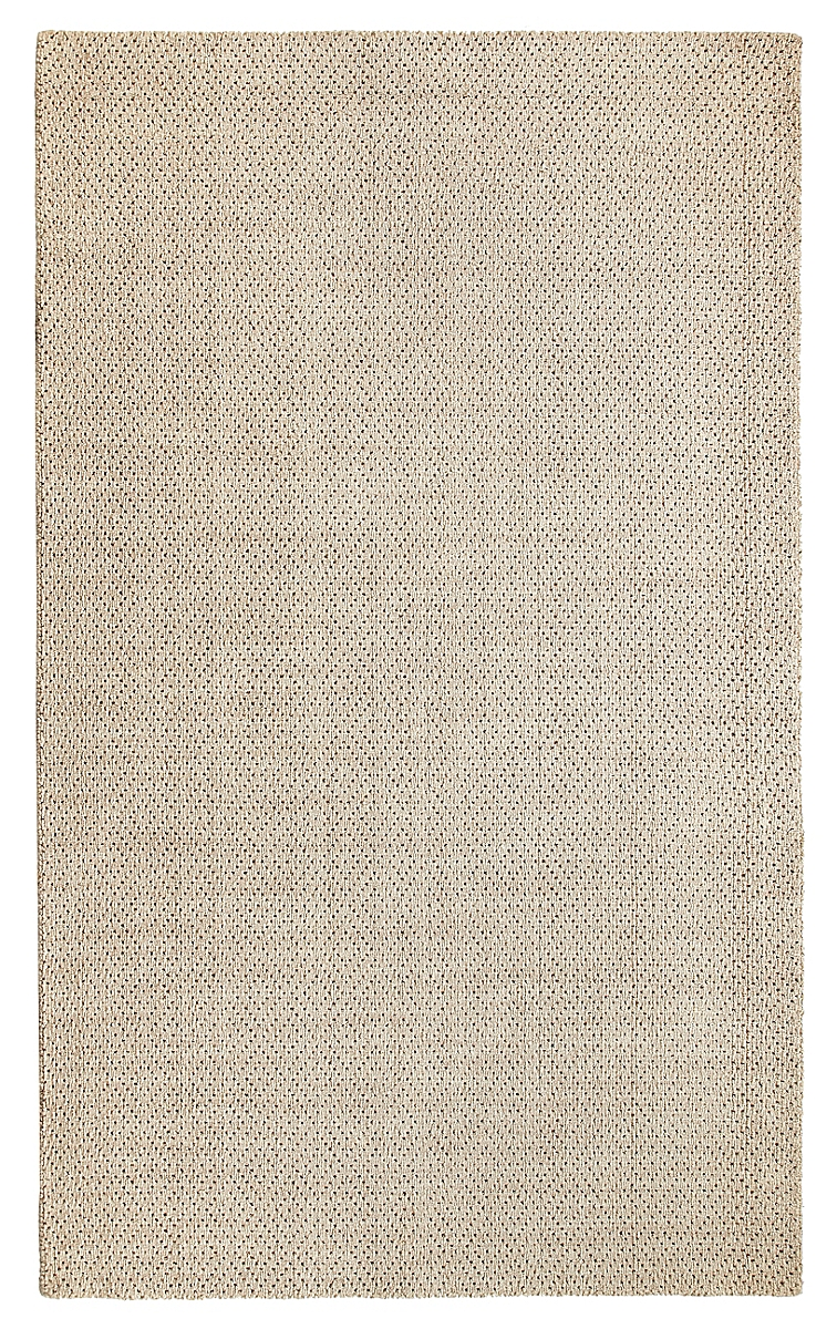 Diamond Wool Rug - Sand