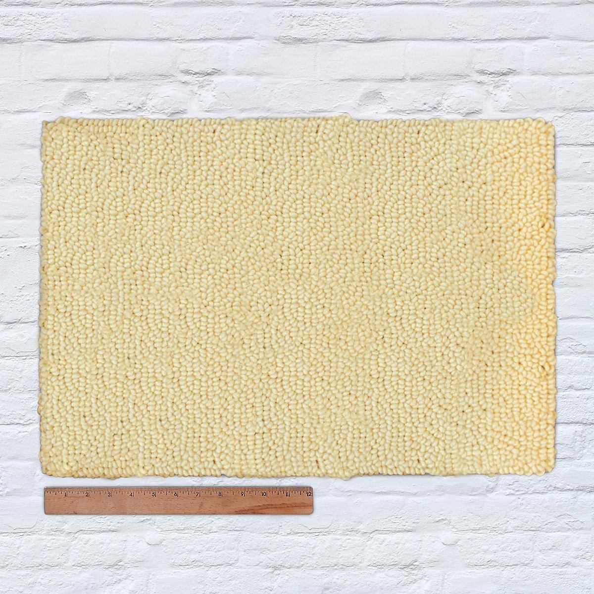 Waypoint Wool Rug Solid Sun